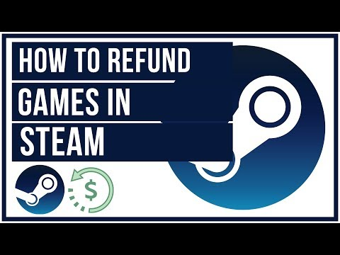 How to refund games on steam - full tutorial