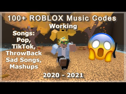 100 roblox : music codes : working (id) 2020 - 2021 ( p-20)