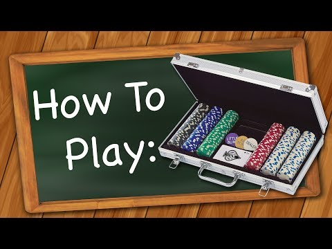 How to play poker - 5 card draw