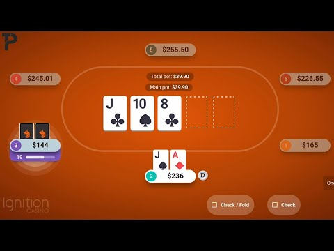 Can you really make money playing online poker in 2021? - $200 win ♠️