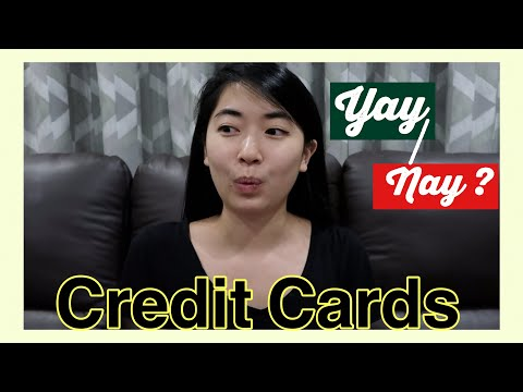 Would i use credit cards?