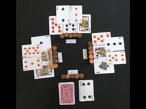 How to play garbage poker