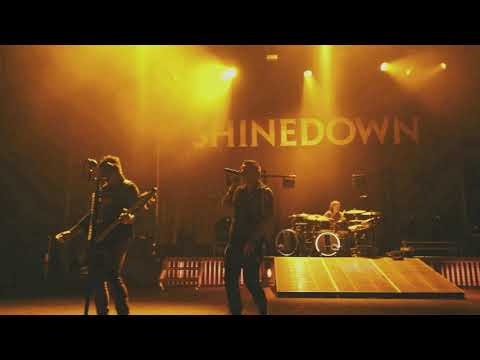Multi-platinum rock band shinedown brings deep dive tour to fantasy springs on friday, may 15th