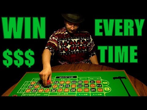 Roulette win every time strategy 1 basics of modified martingale