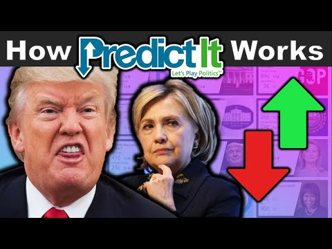 How to make money betting on elections (100% cftc approved and legit)   predictit explained
