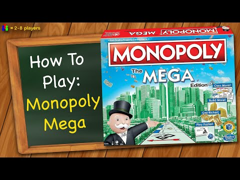 How to play monopoly mega