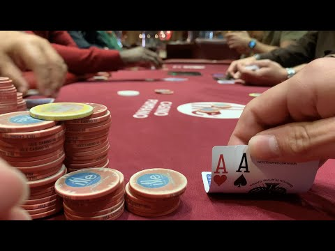 How many times can i get quads? - poker vlog #3
