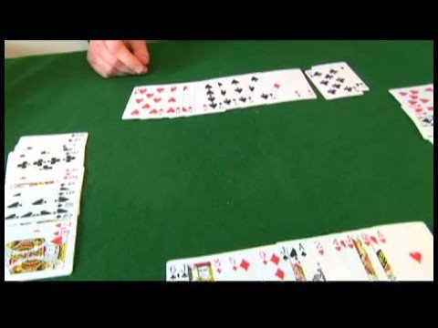 How to play hearts : sample hand of hearts 1