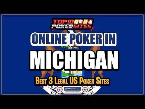 Michigan online poker sites and the best mobile poker apps