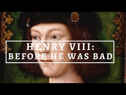 The life of henry viii (part 1) | a perfect prince | tudor monarchs series | history calling
