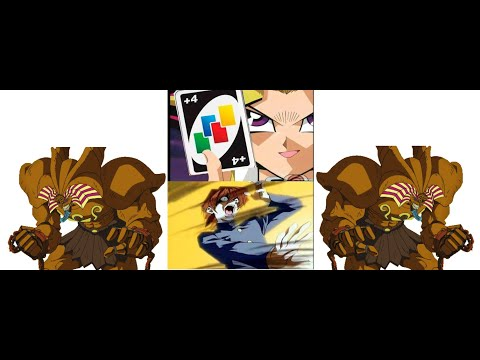 How to make a trading card game (test playing)