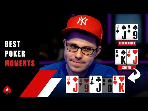 The poker player who couldn't lose ♠️ best poker moments ♠️ pokerstars
