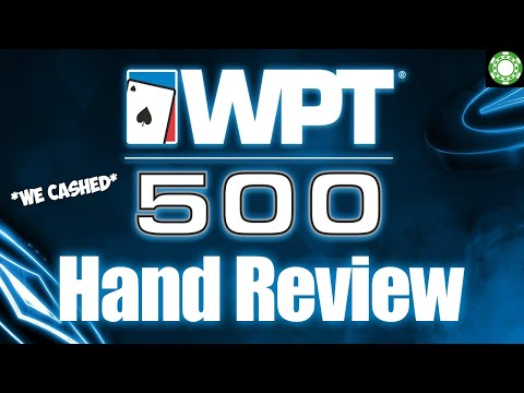 Online tournament hand history review - a little coffee with jonathan little