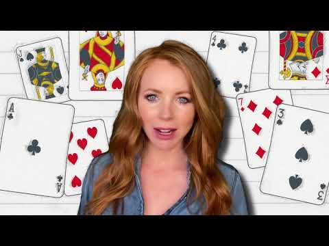 What does a deck of cards have to do with earth? lynn gilmartin explains | world poker tour