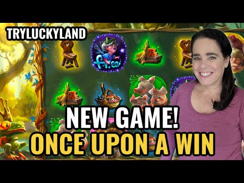 New luckyland game: once upon a win 🎰bonus or bust 🍀online slots for real cash