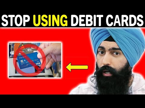 This is why i never use a debit card! | minority mindset