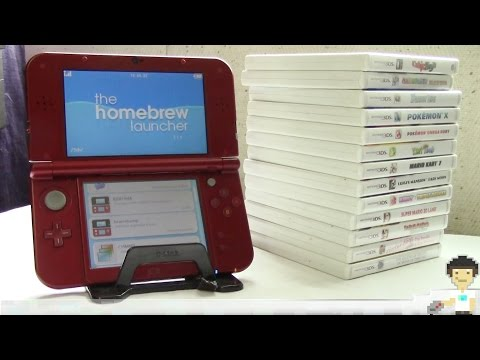 How to easily backup 3ds games to use with citra 3ds emulator