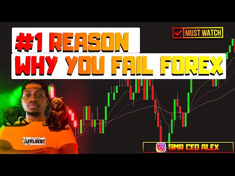 Stop hunt | the #1 reason why you fail at trading! must watch