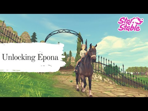 Unlocking epona on level 15 🌸 (quest requirements in description) || star stable online