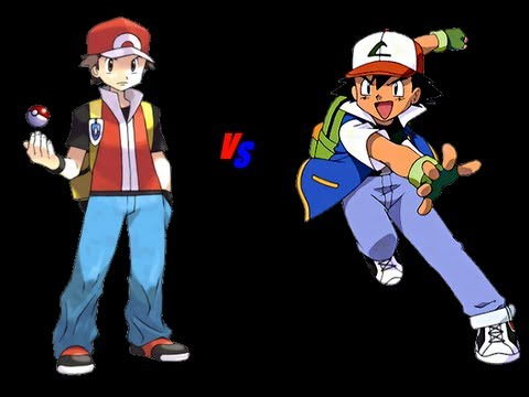 Pokefacts!: why ash did not become red!! and what pokemon was suppose to be!!