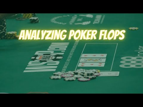 How to read & analyze poker flops   how to play poker