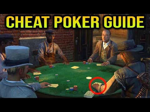 Red dead redemption 2 poker guide how to cheat in poker & make money fast!!! (rdr2 beginners guide)