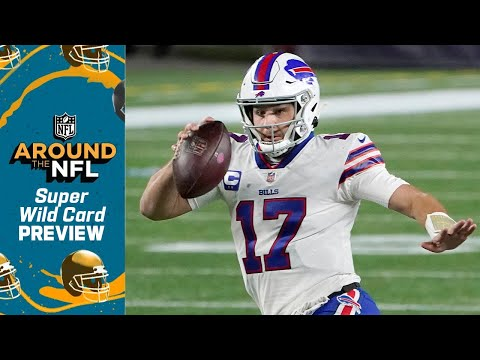Super wild card weekend preview show: what to watch in every game | around the nfl podcast