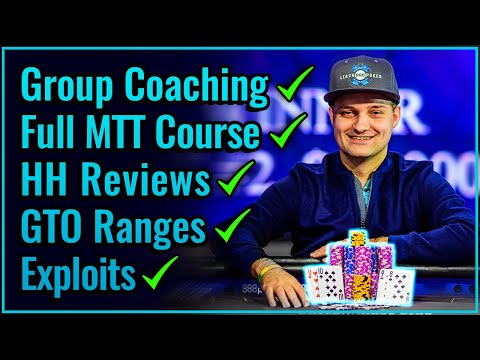 Learnpropoker review - is it the best way to learn poker tournaments in 2020? (a poker pros opinion)