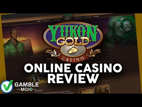 Yukon gold casino review 💰🎰 get 125 free spins ? online casino review 🎰