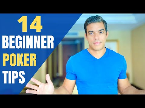 14 beginner poker tips - avoid these costly mistakes (2021)