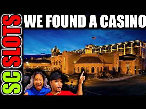 We accidentally found a new casino in las vegas!!!