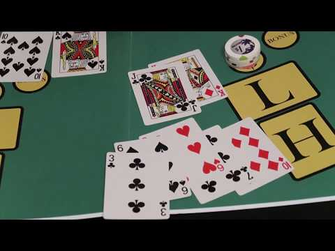 How to play & win at pai gow poker part one   casino paigow