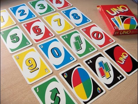 How to play uno cards | basic overview