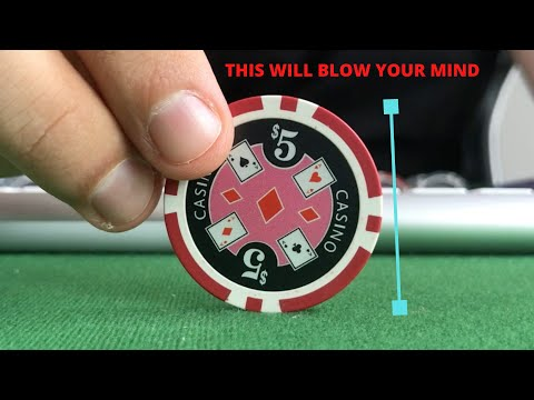 An amazing fact about poker chips that will blow your mind over and over again
