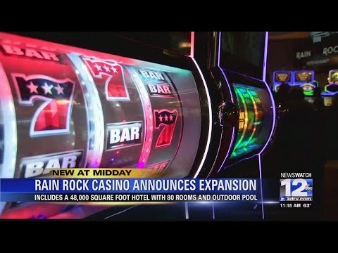 Rain rock casino in yreka prepares for expansion with new hotel resort