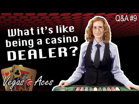 What it's like being a casino dealer