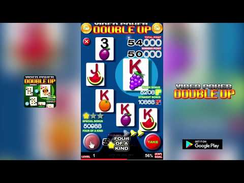 How to play video poker double up android game