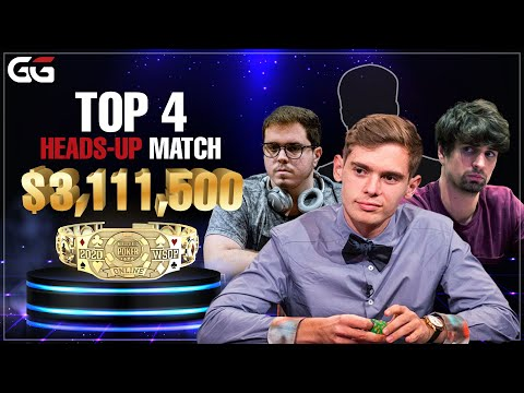 Poker on-live l wsop #79: $25,000 heads up nlhe [most popular] l with artosis & calvin