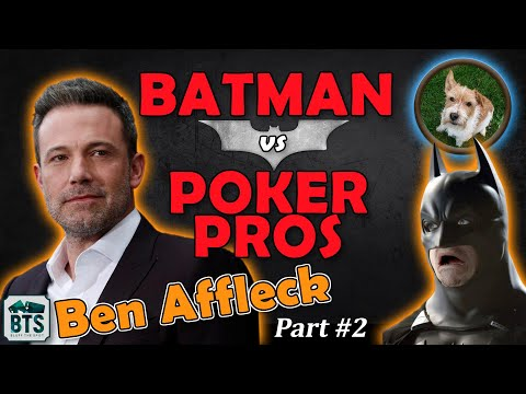 Mmasherdog plays 25/50 nlh with hole cards against ben affleck - mmasherdog reviews high stakes