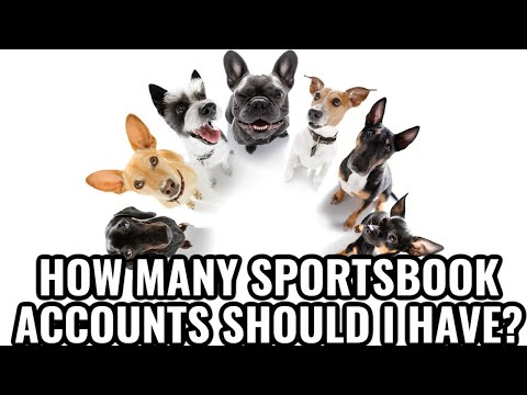 How many sportsbook accounts should i have? online gambling q & a on play usa news