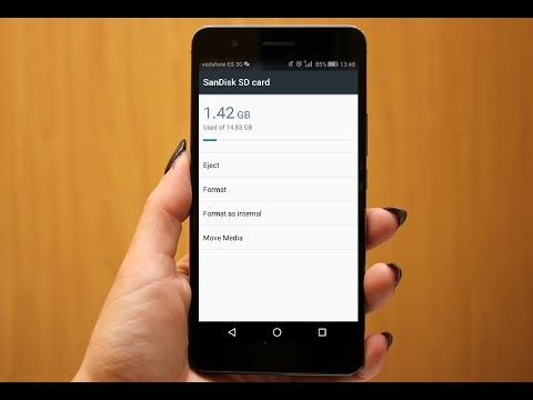How to fix android is unable to format sd card (fix sd card not format)