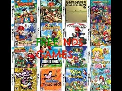 How to download and put nintendo ds games on ds/dsi/3ds/3ds xl for free!!! 2020