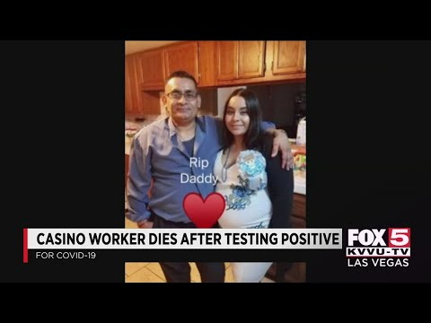 Las vegas casino worker dies after testing positive for covid-19