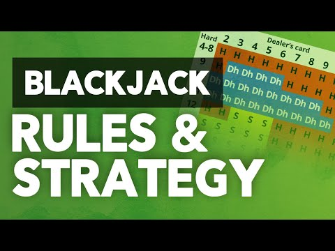 How to play blackjack - learn the rules and strategy with our free demo game