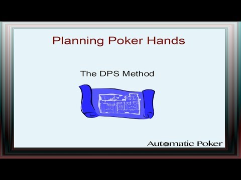 Poker thought process - how to plan your hands like a pro
