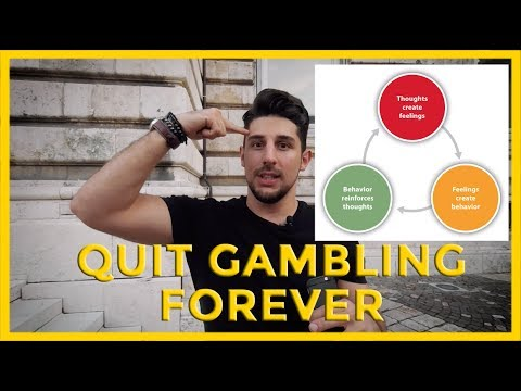 Gambling addiction help: how to stop gambling forever and end your addiction