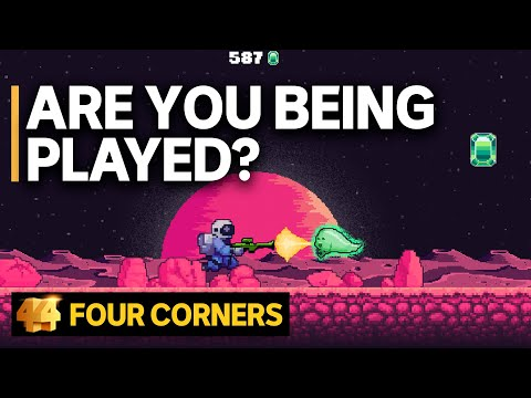Video gaming investigated: the sneaky tactics used to take your time and money   four corners