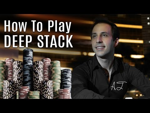 Ask alec: how do i play deep stack poker (150bb )?? (poker cash game strategies)