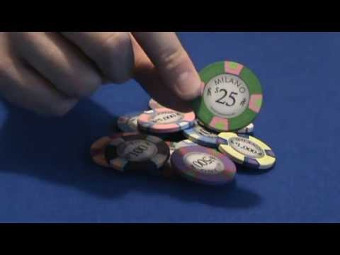 Milano clay poker chips review