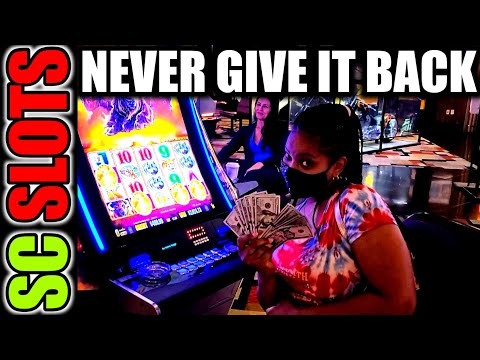 How we prevent giving all our money back to the casino after a jackpot